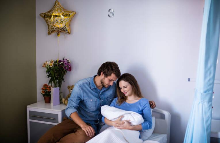 Poród rodzinny, czy warto, aby mężczyzna był przy porodzie?